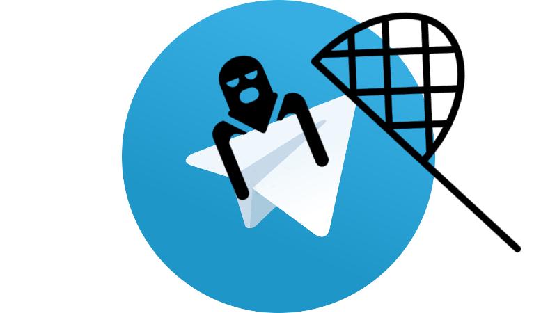telegram ban